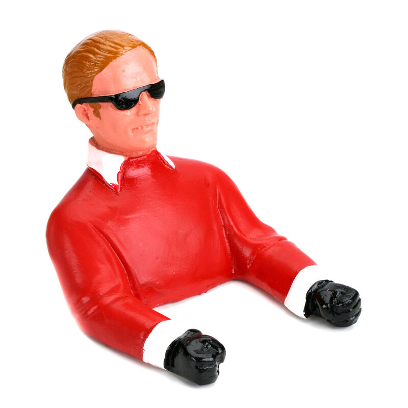 1/9  Pilot with Sunglasses (Red) with Arms