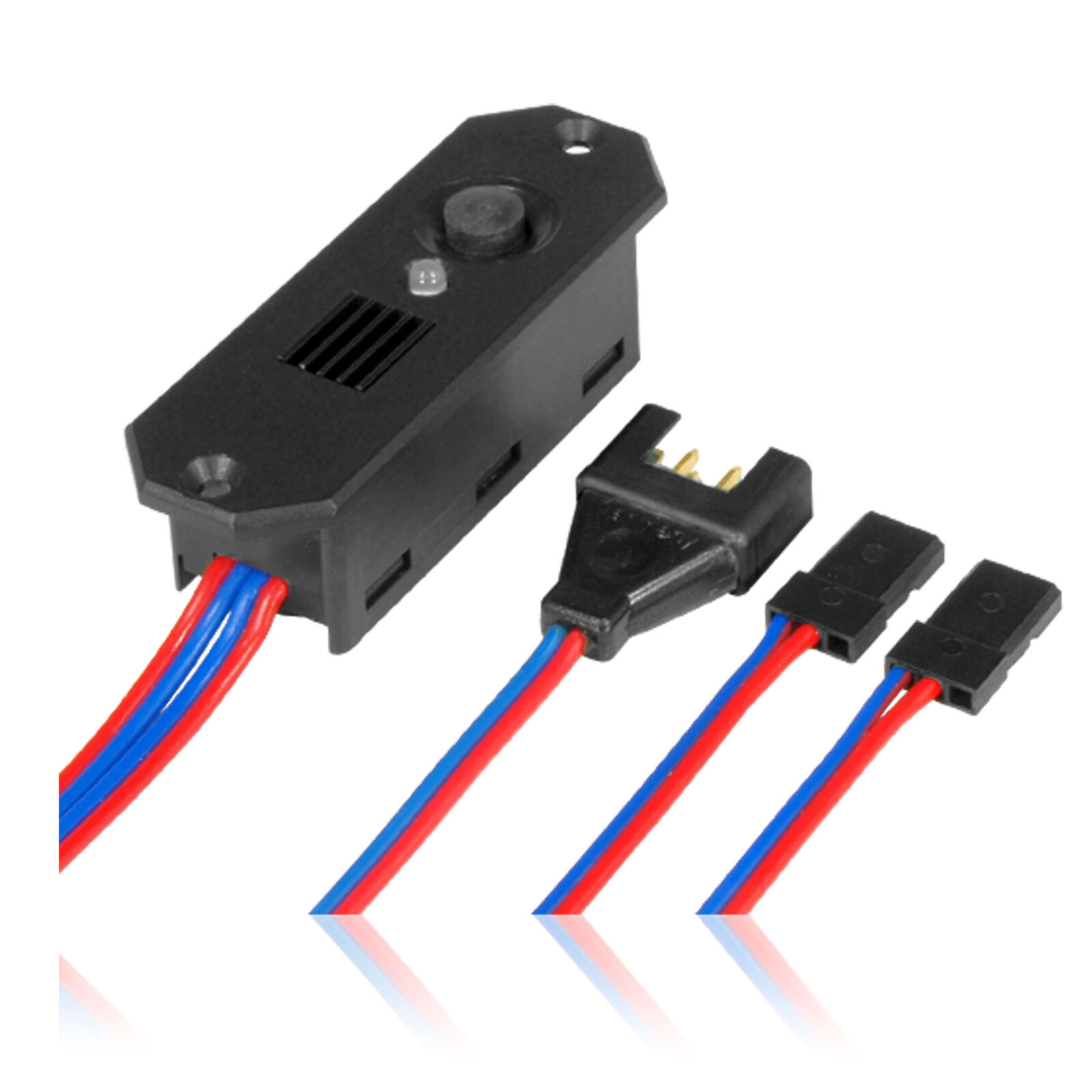 DigiSwitch MPX/2xJR connectors, 5.9V
