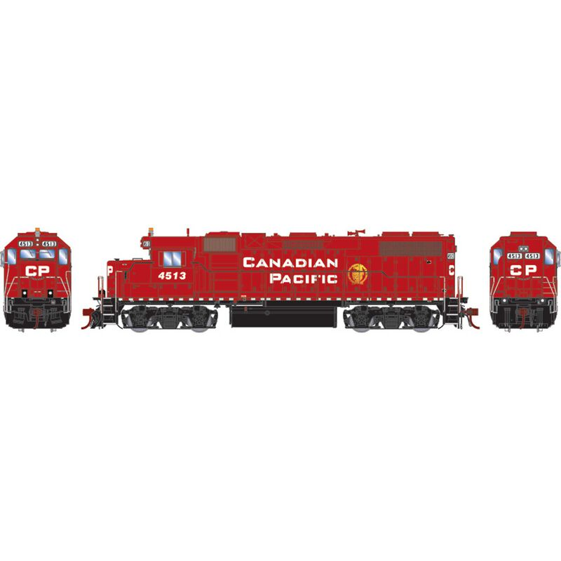HO GP38-2 CPR with Beaver Logo #4413