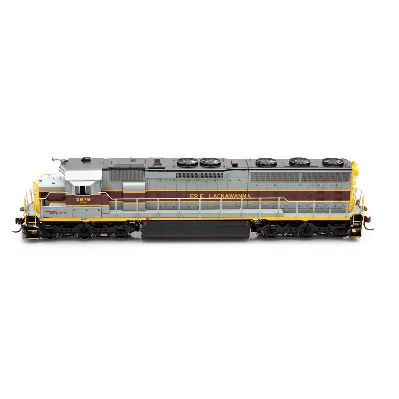 HO SD45-2 EL #3676