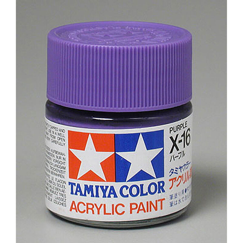 Acrylic X16 Gloss,Purple