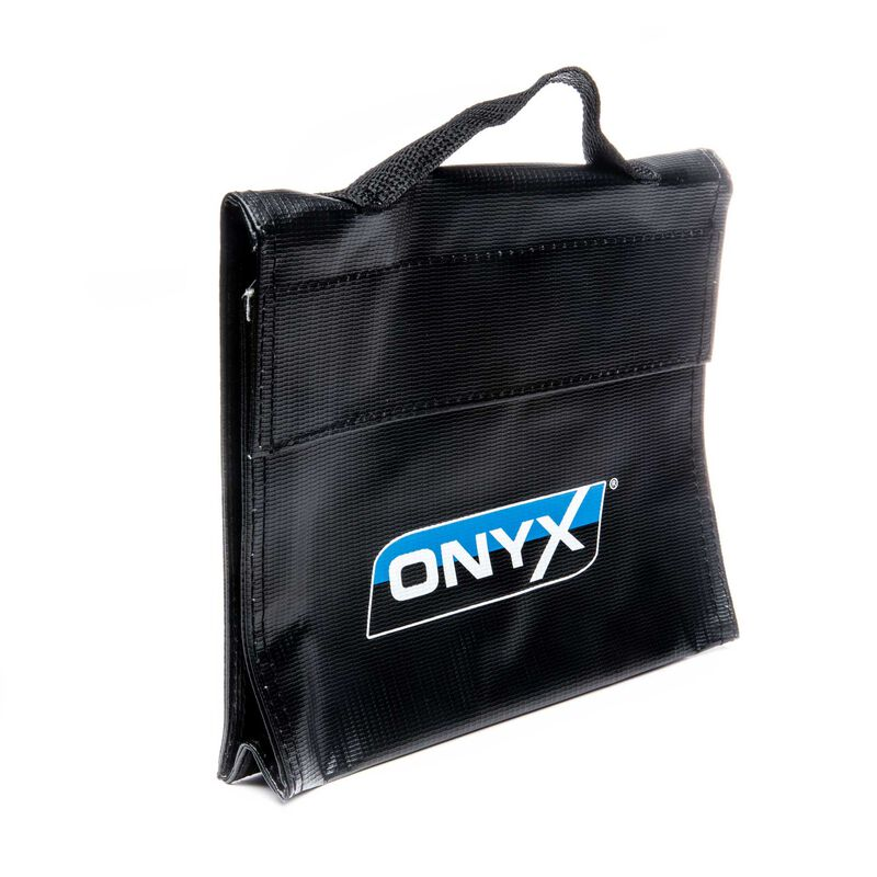 LiPo Storage and Carry Bag, 21.5 x 4.5 x 16.5 cm