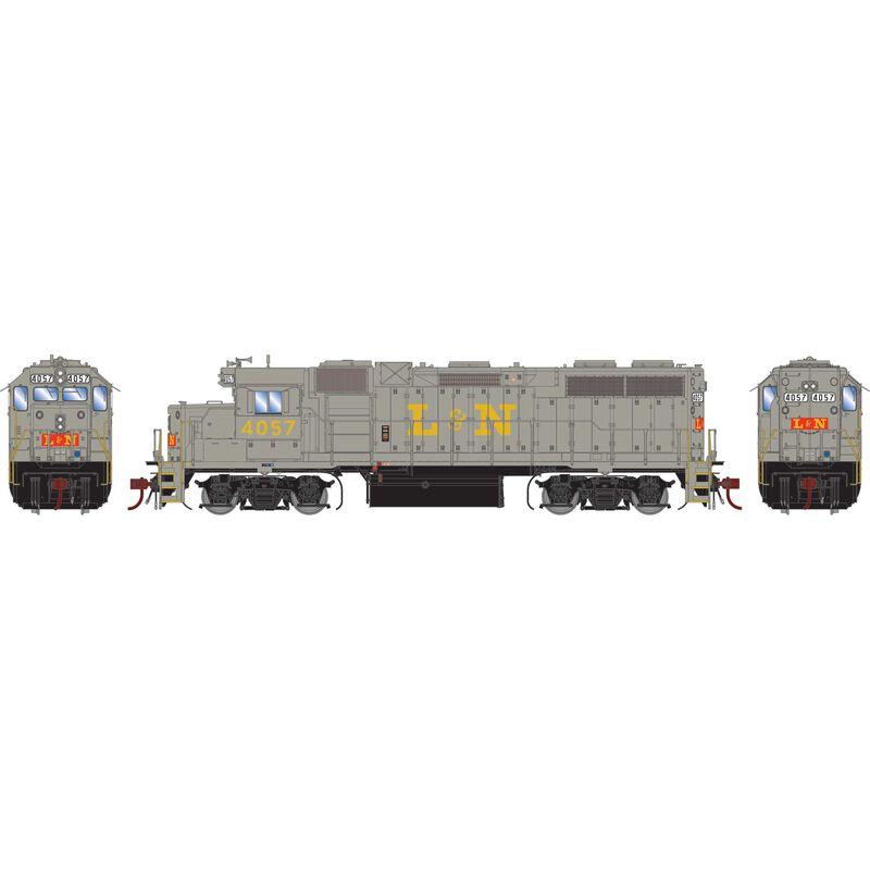 HO GP38-2, L&N #4057