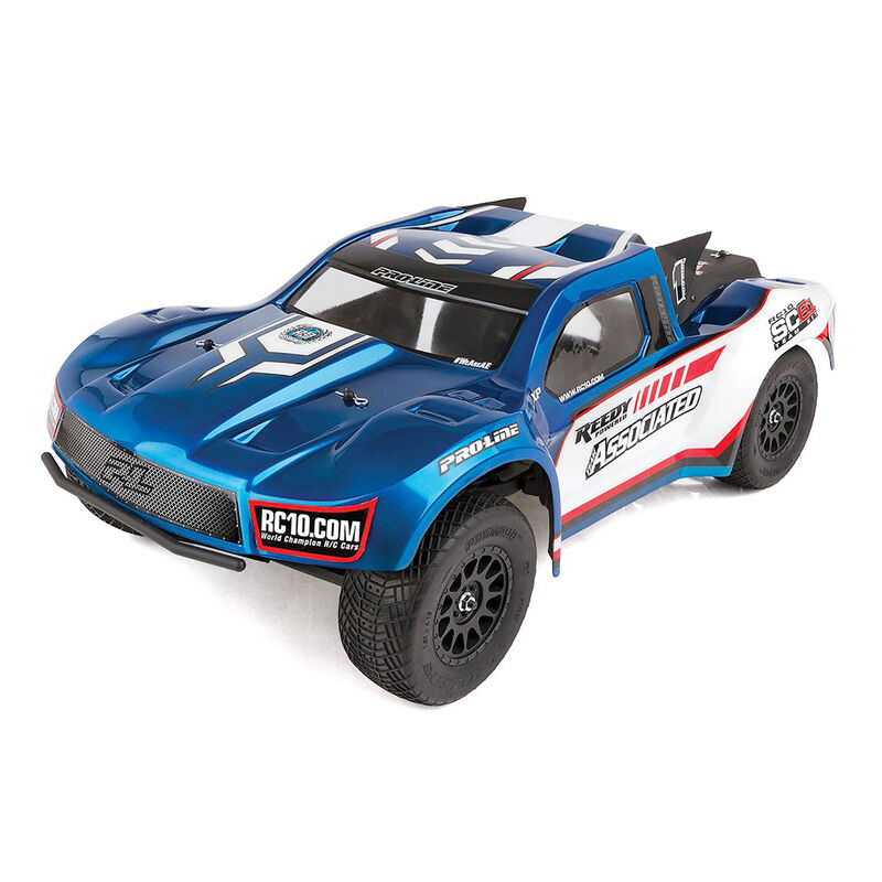 1/10 RC10SC6.1 2WD SCT Team Kit