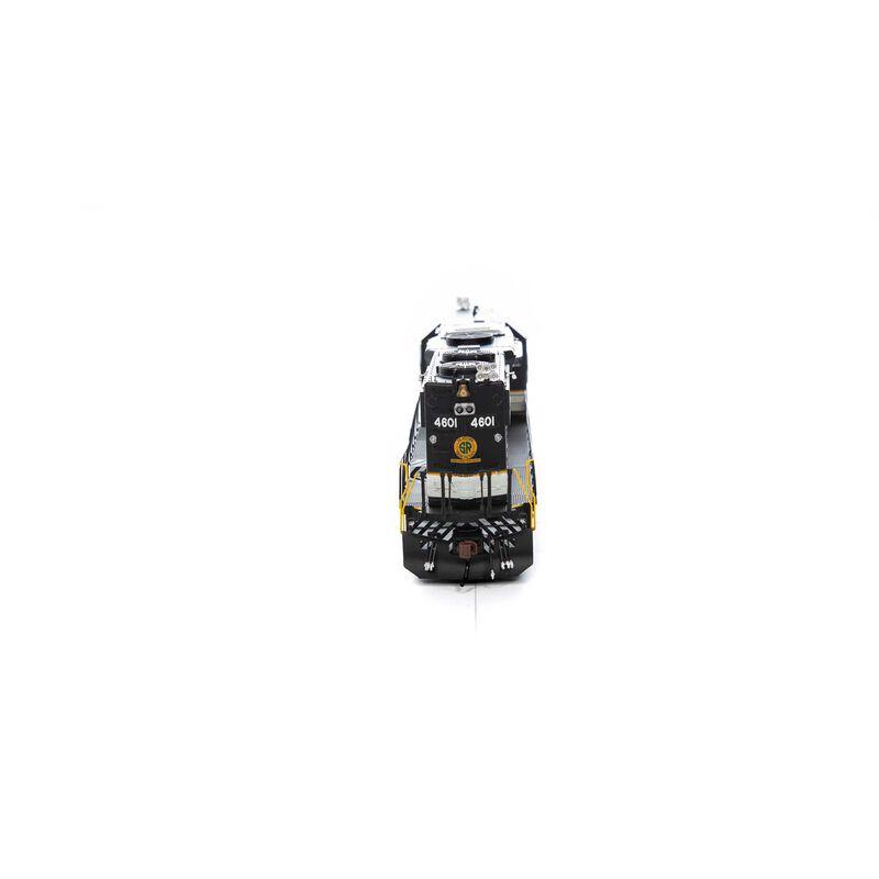 HO GP39X with DCC & Sound SOU #4603