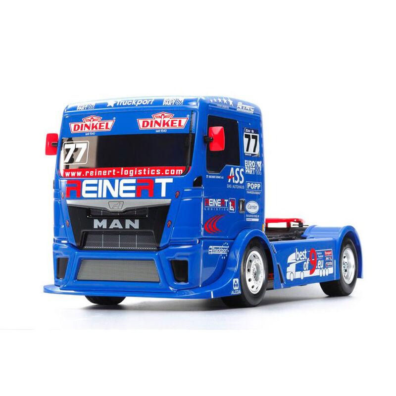 1/14 Team Reinert Racing MAN TGS 4WD TT-01 Type E Kit