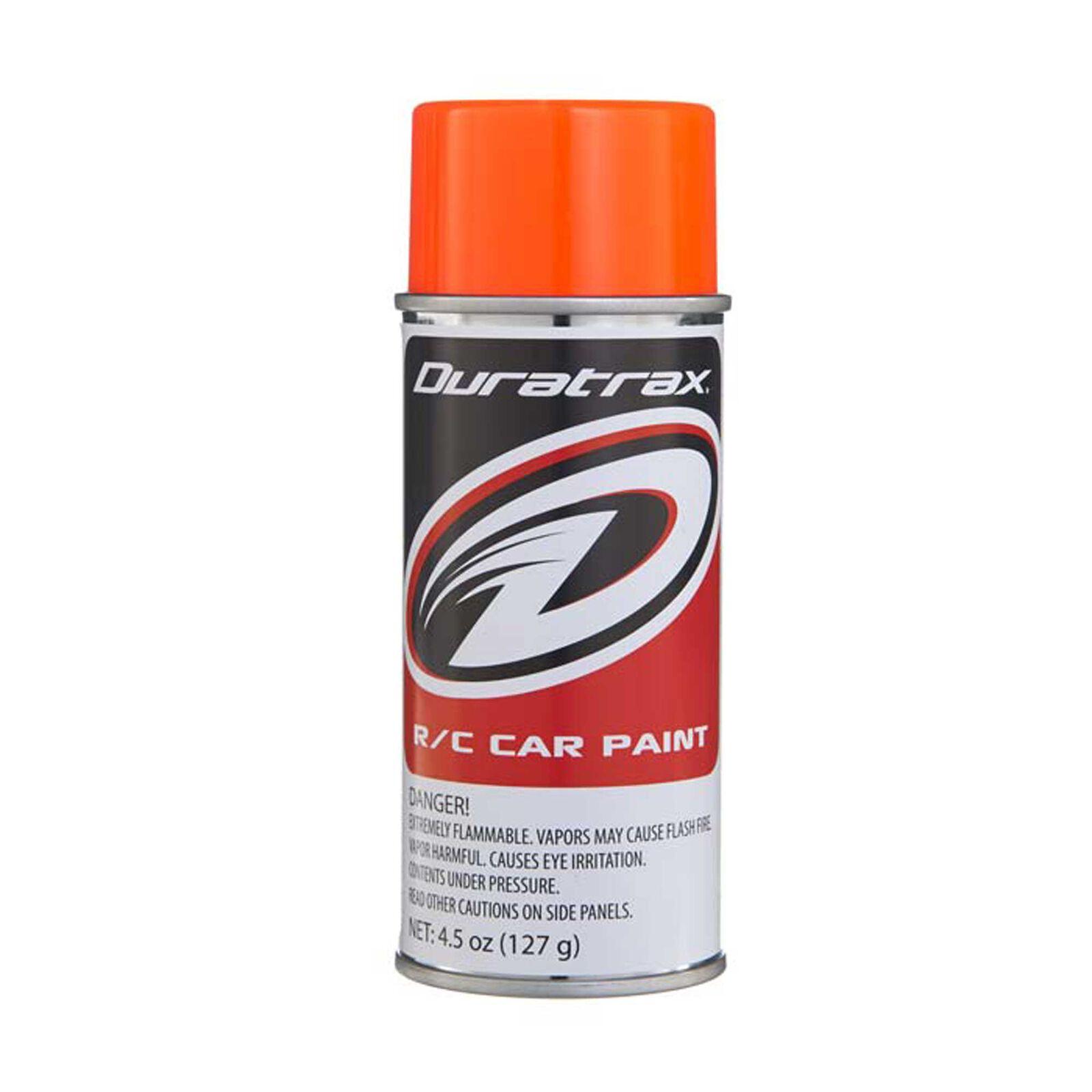 Polycarb Spray, Fluorescent Orange, 4.5 oz