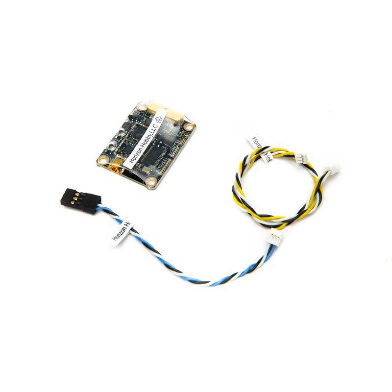 25/200/600mW Adjustable VTX with OSD