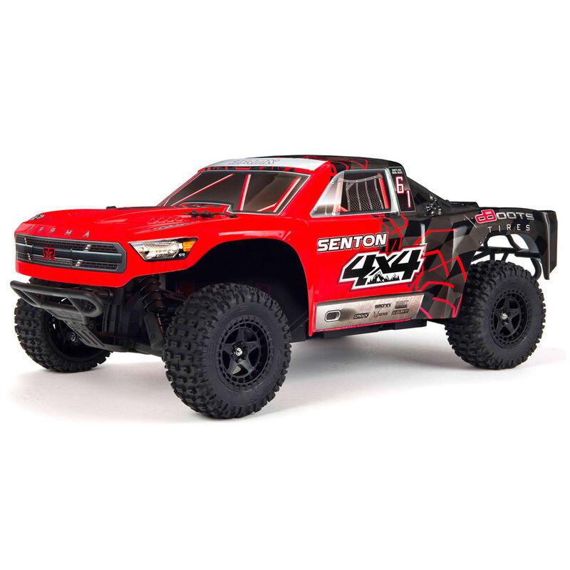 1/10 SENTON MEGA 550 Brushed 4WD Short Course Truck RTR