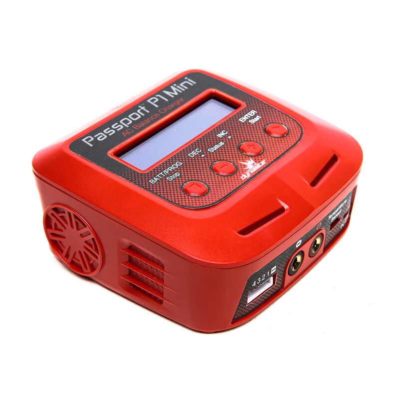 Passport P1 mini-AC Input Balance Charger/Discharger