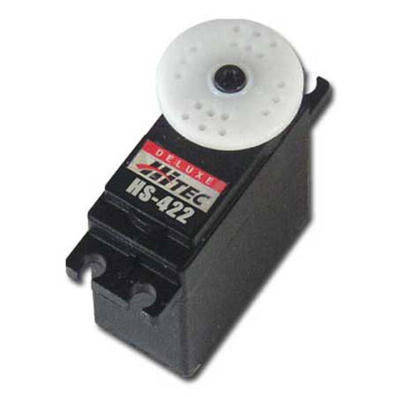 HS-422 Standard Analog Deluxe Servo