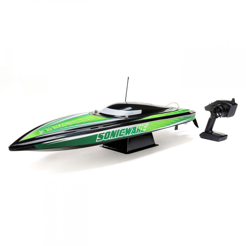"Sonicwake 36"" Self Righting Brushless Deep-V RTR"