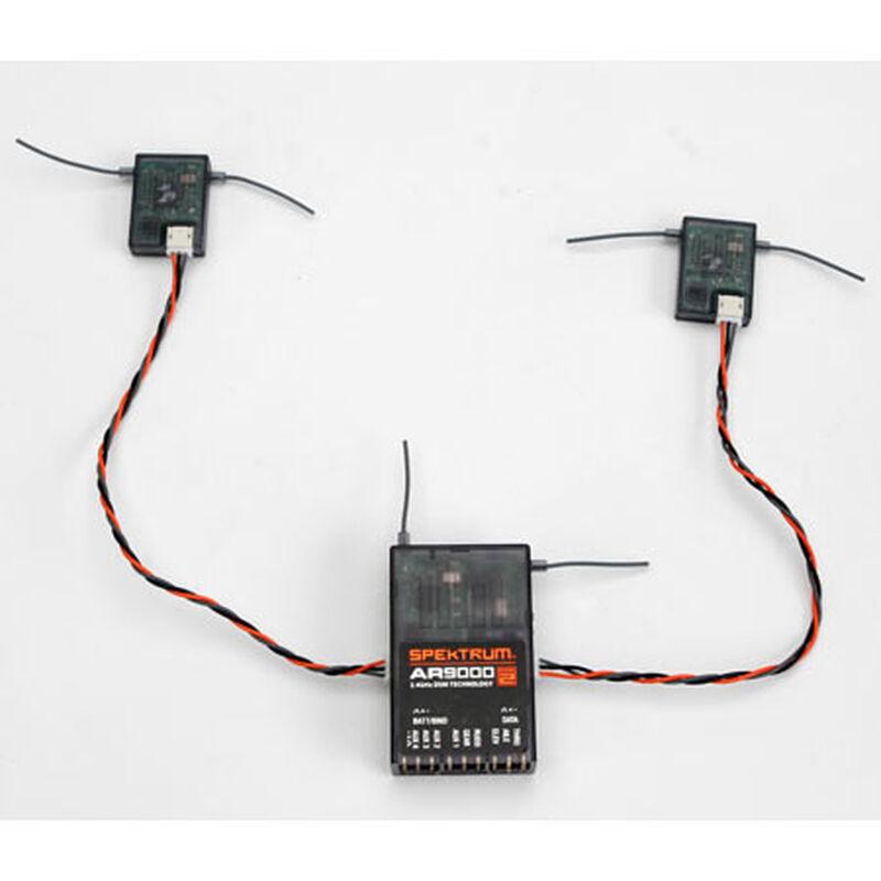 AR9000 DSM2 9-Channel Receiver