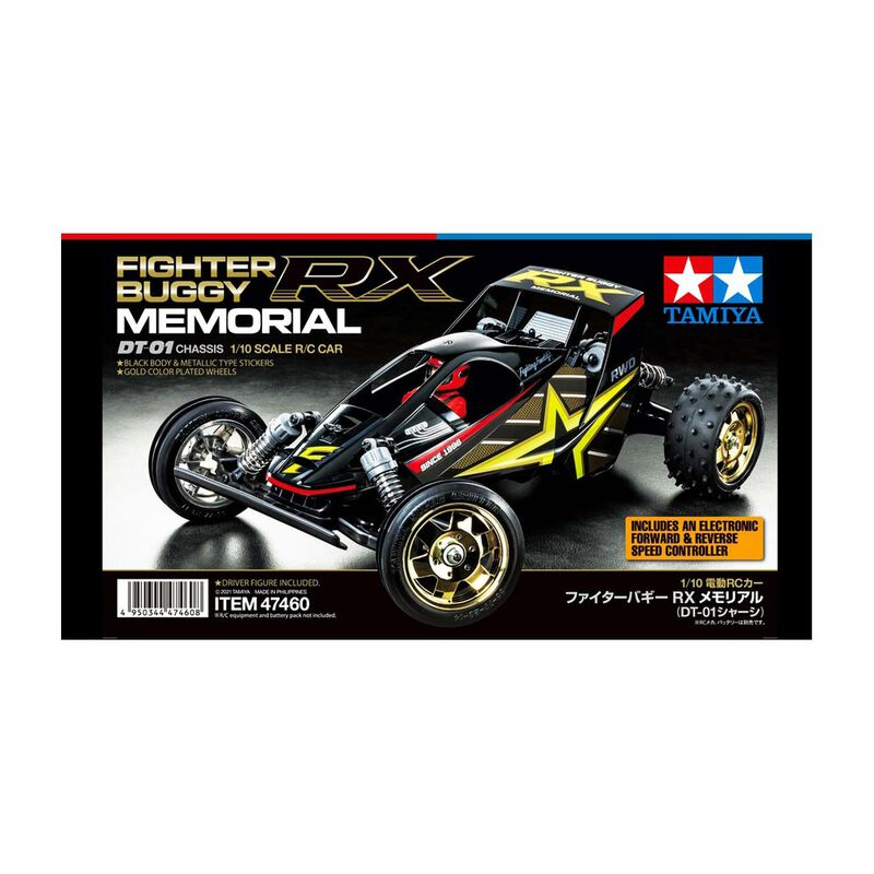 1/10 R/C Fighter Buggy RX Memorial (DT-01)