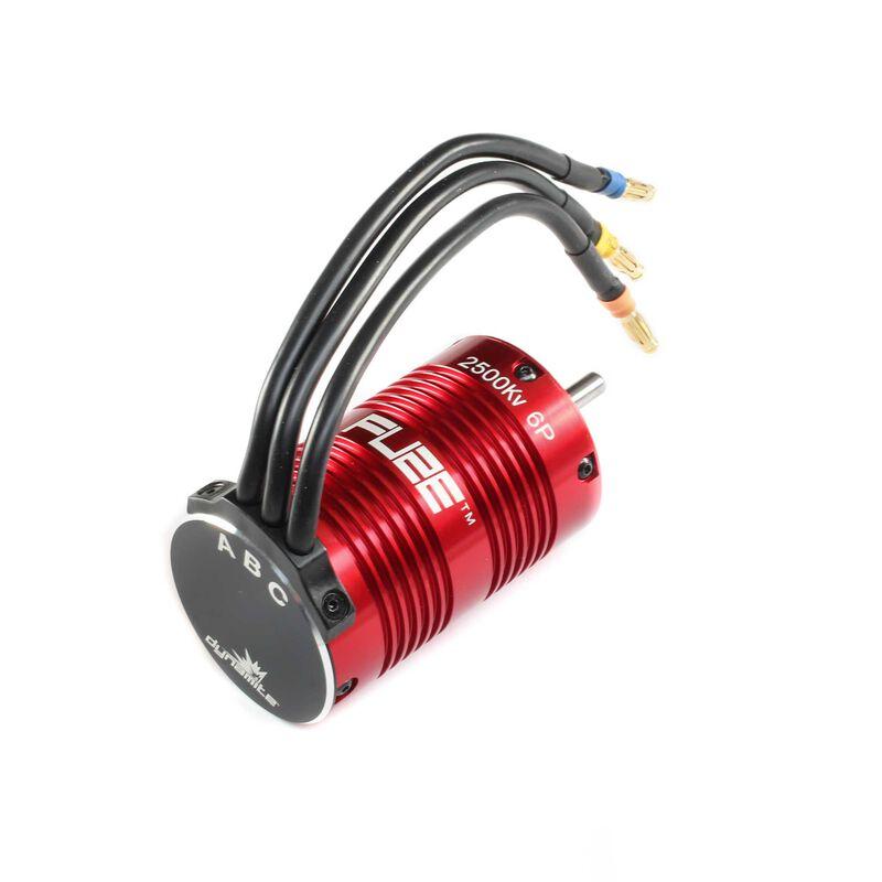 Fuze 1/8 Brushless Motor,  2500Kv