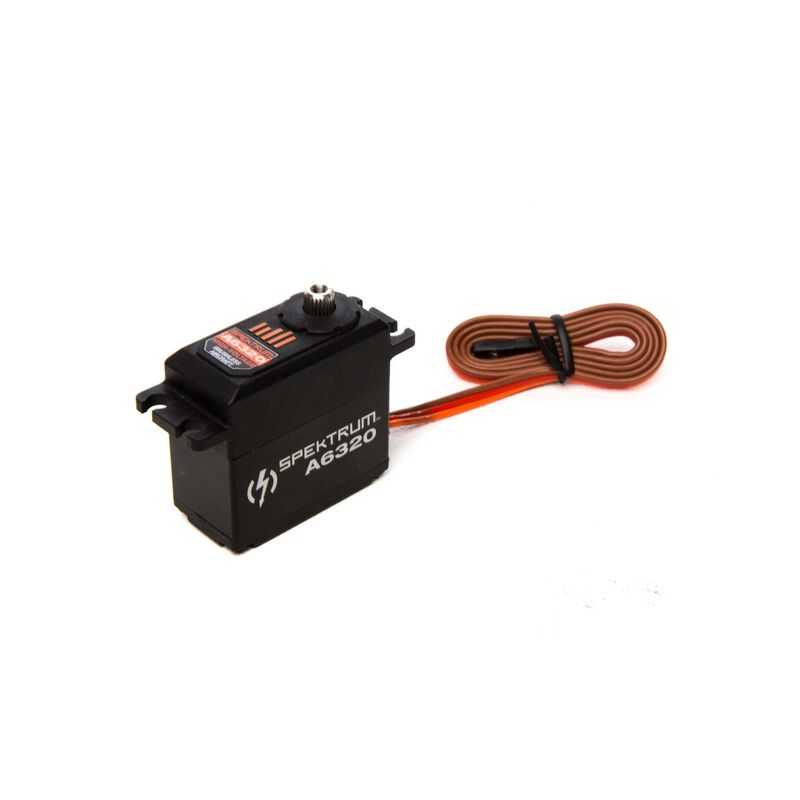 A6320 Standard Digital HV Brushless Mid Torque Metal Gear Aircraft Servo