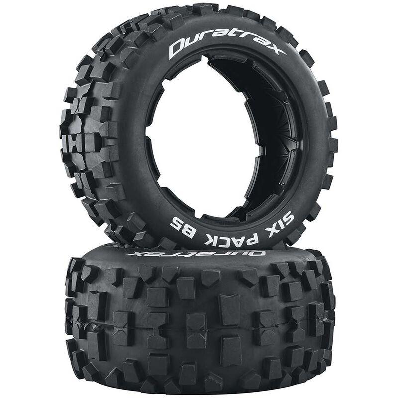Six Pack B5 Tires, Rear (2)