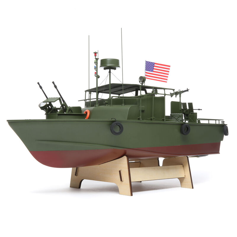 "Alpha Patrol Boat 21"" Brushed RTR"