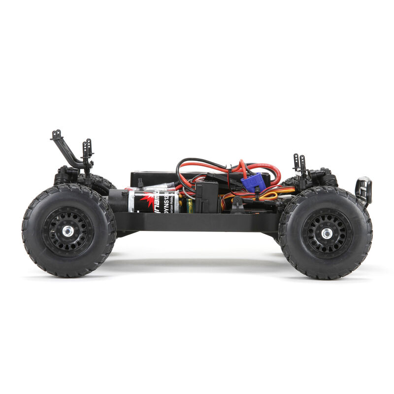 1/18 Roost 4WD Desert Buggy Brushed RTR, Black/Orange