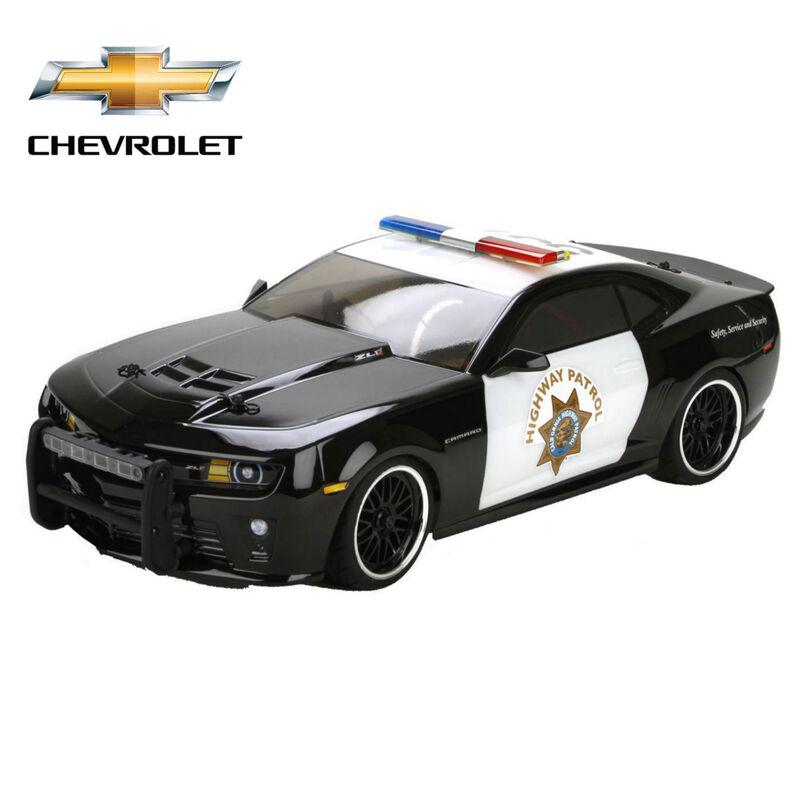 1/10 2012 CHP Chevrolet Camaro ZL-1 RTR,  V100-S