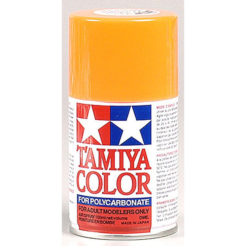 Polycarbonate PS-24 Fluorescent Orange, Spray 100 ml