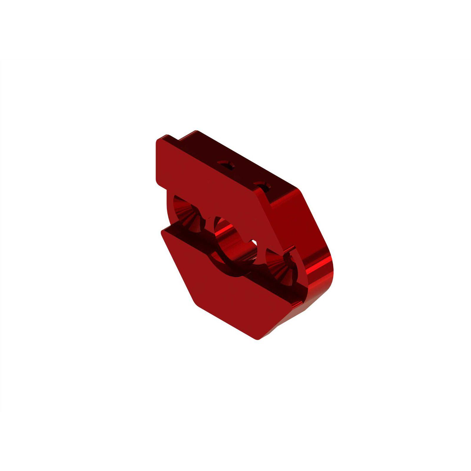 Sliding Motor Mount Plate 50 Series (Red)