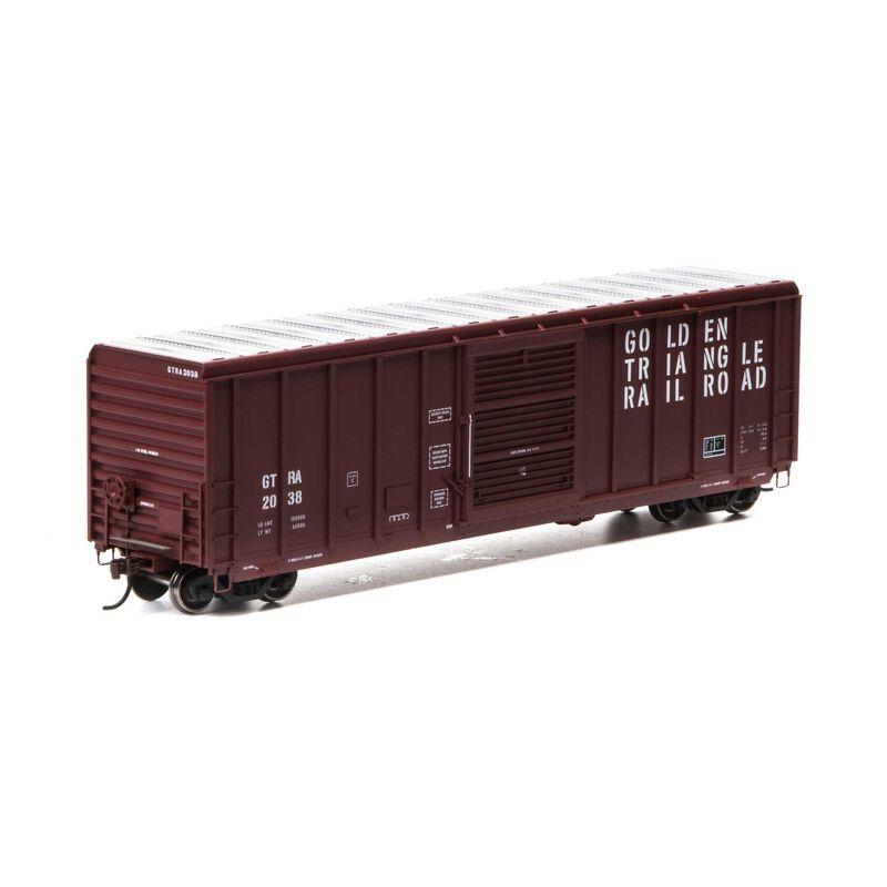 HO RTR 50' PS 5344 Box GTRA # 2038