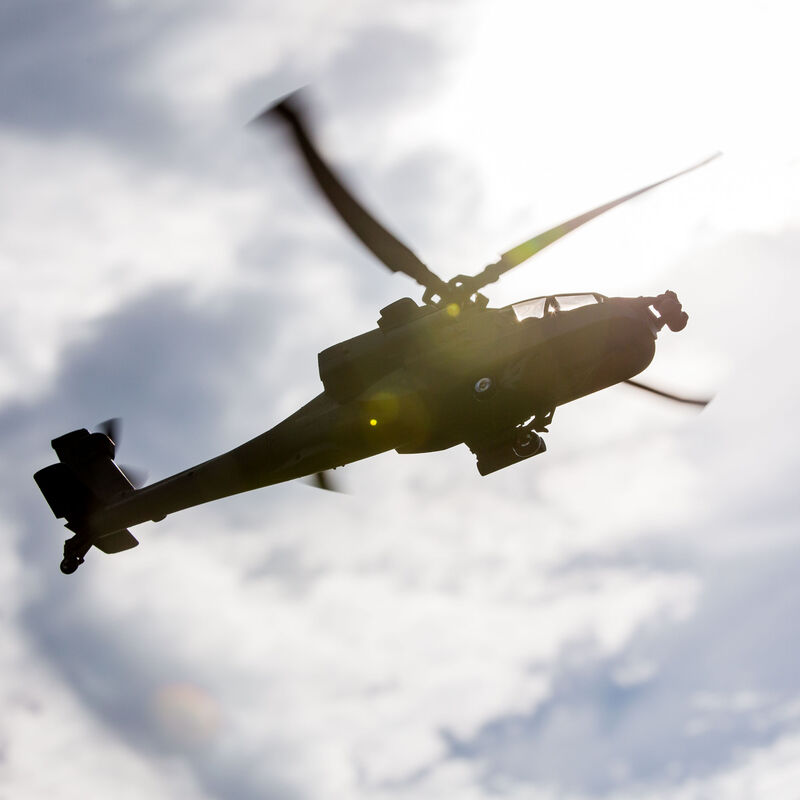 Micro AH-64 Apache BNF