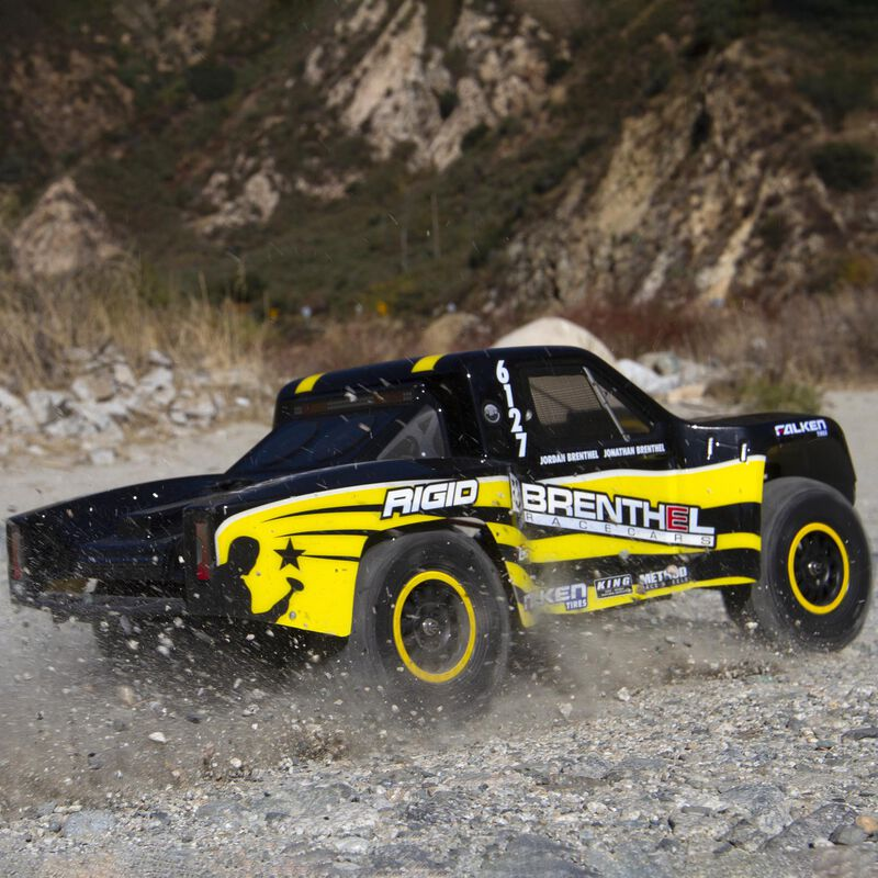 1/10 TENACITY TT Pro 4WD SCT Brushless RTR with Smart RTR