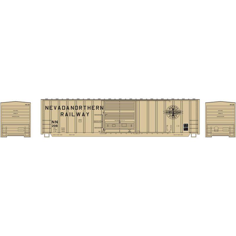 N 50' Berwick Box NN #208