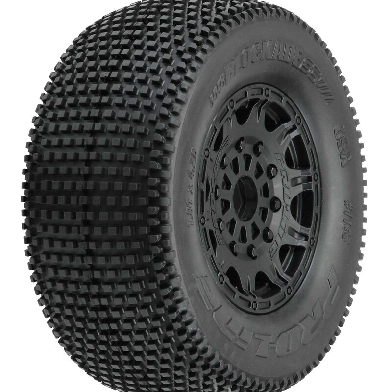 Blockade SC M3 Tires MTD Raid 17mm F/R