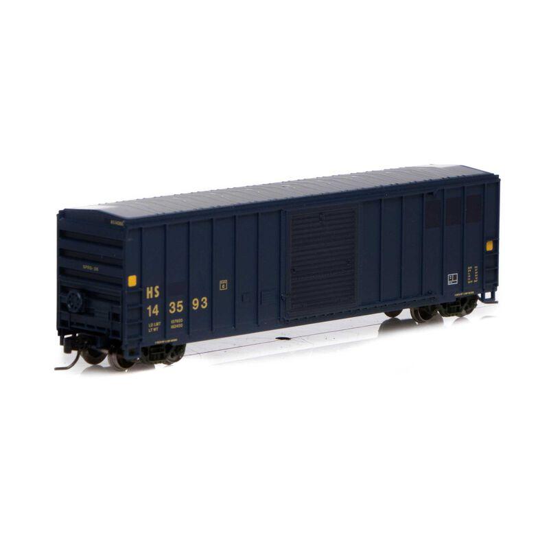 N 50' FMC 5347 Box H&S Ex-CSX #143593