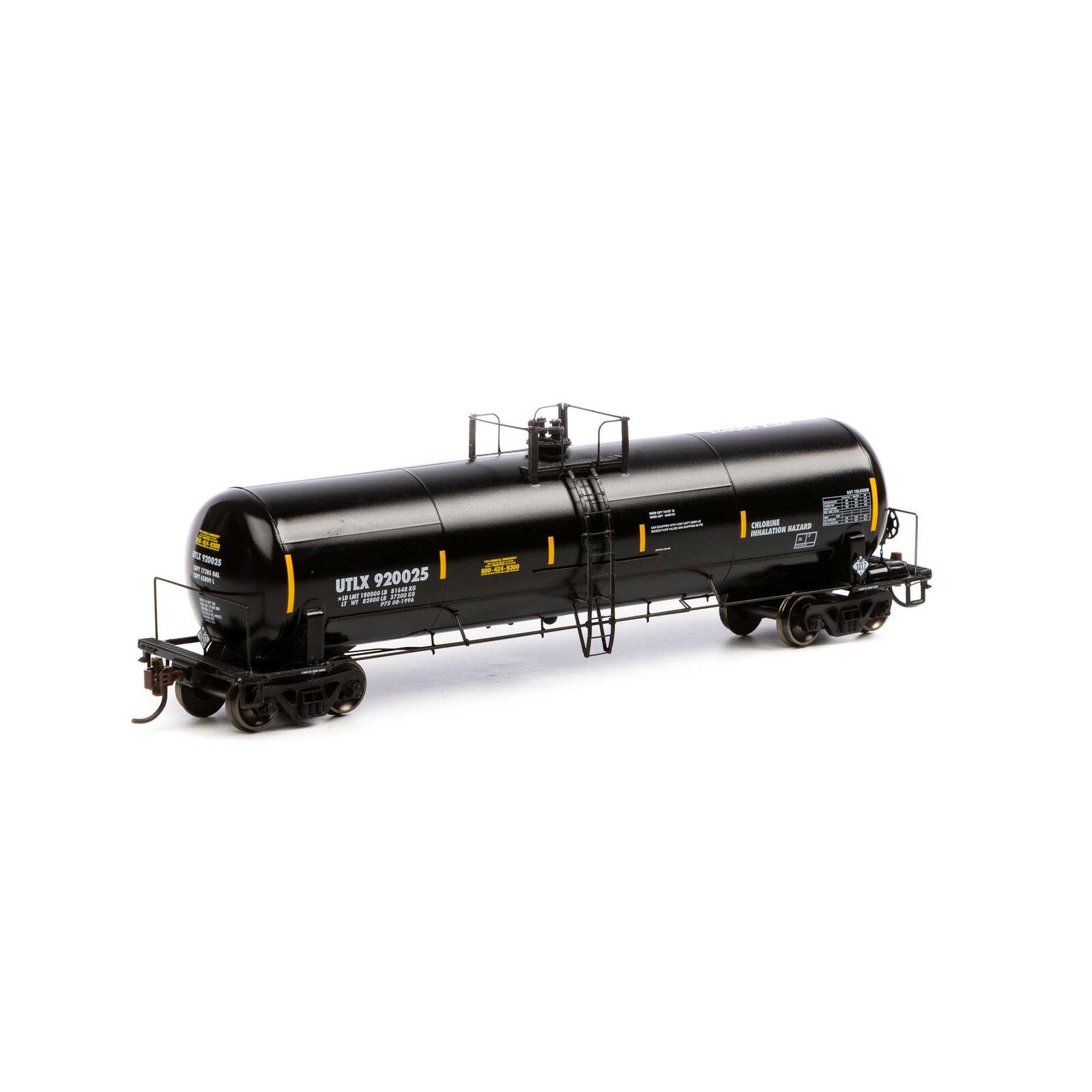 HO RTR RTC 20,900-Gal Acid Tank,UTLX/Black #920025