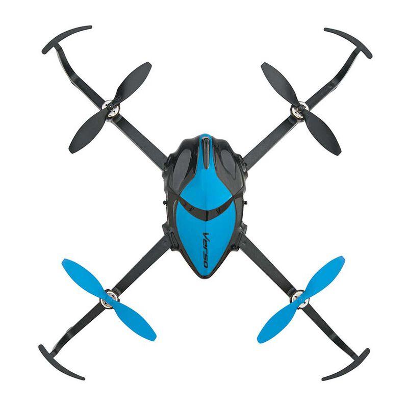 Verso Inversion QuadCopter UAV RTF, Blue