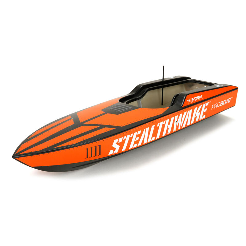Hull and Decal: Stealthwake 23