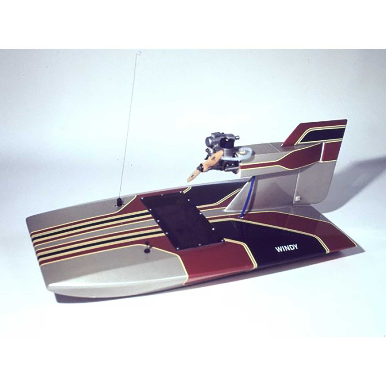 """Windy Airboat Kit, 23"""""""