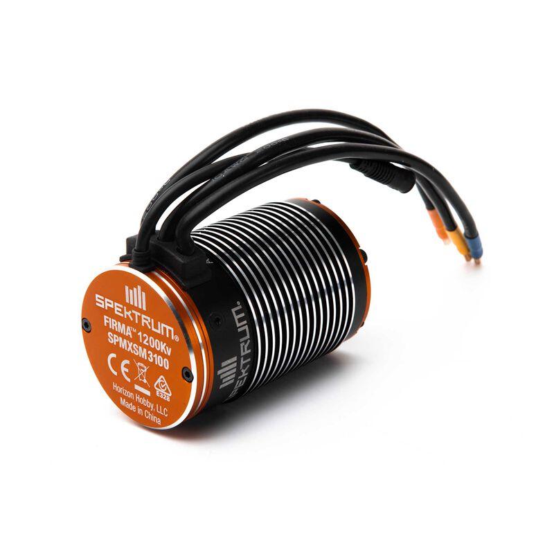 FIRMA 1200Kv 1/6 BL Sensored Crawler Motor