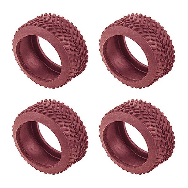 NanoSport Pin Tires, Red