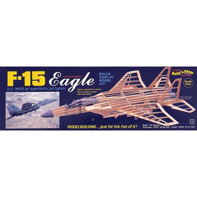 "F15 Eagle Kit, 12.5"""