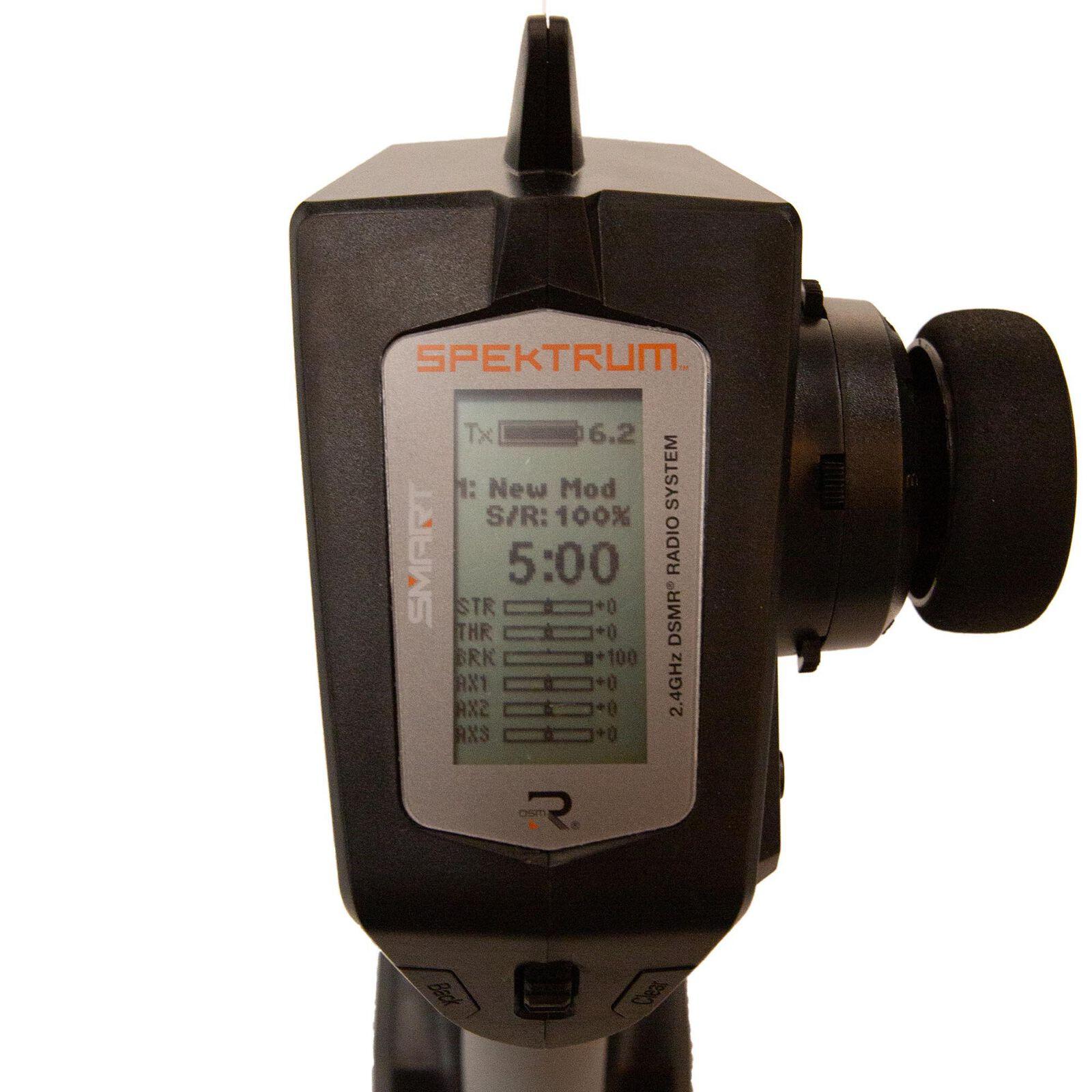 DX5C Smart 5-Channel DSMR Transmitter Only