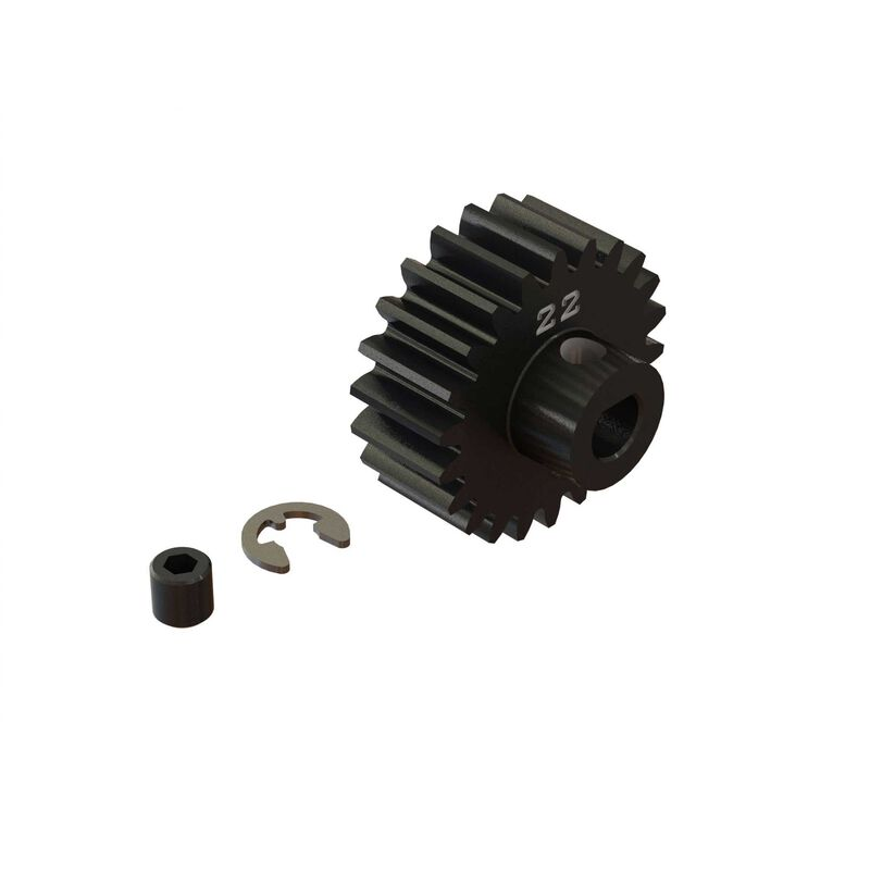 Pinion Gear, 22T HD Mod1 Safe-D5