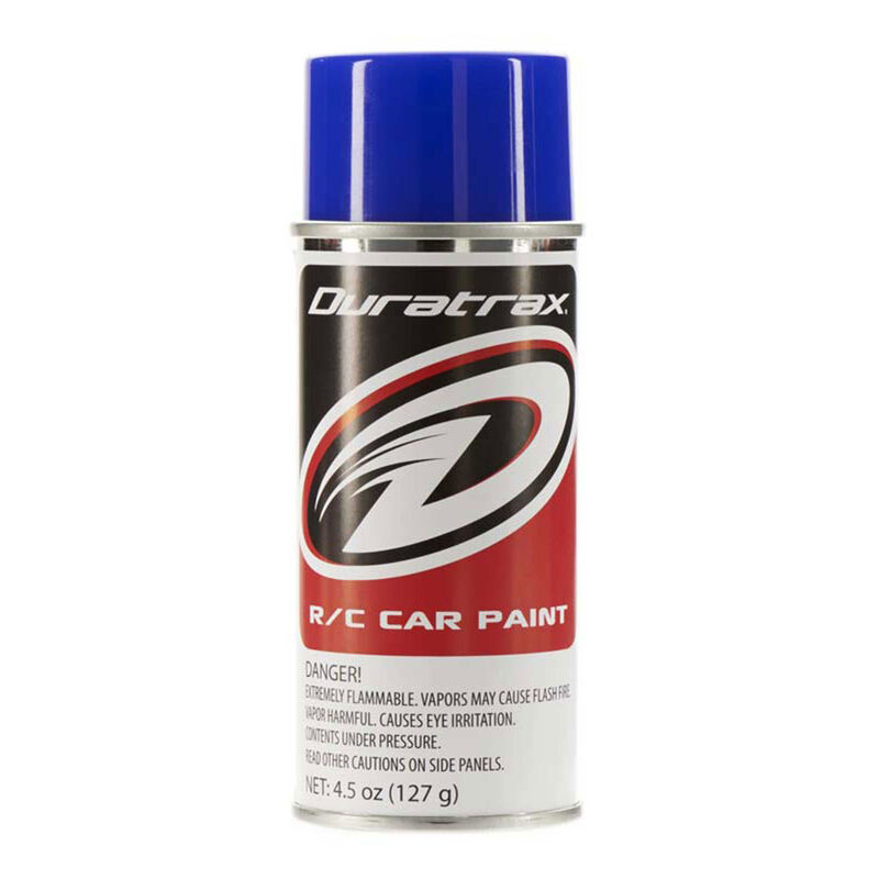 Polycarb Spray, Blue Flash, 4.5 oz