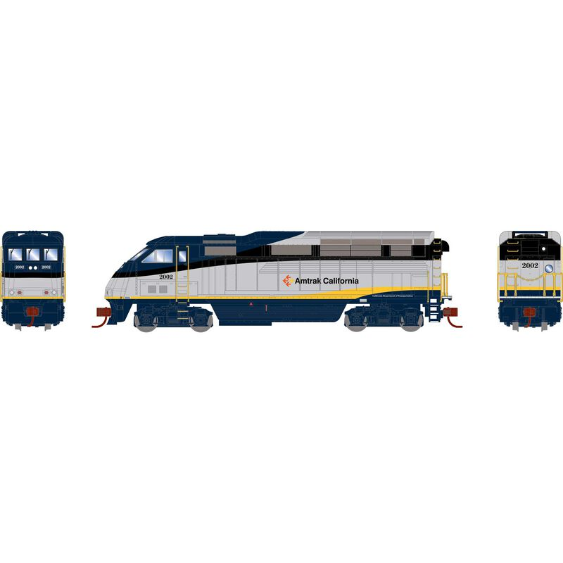 N F59PHI with DCC & Sound, CDTX #2002