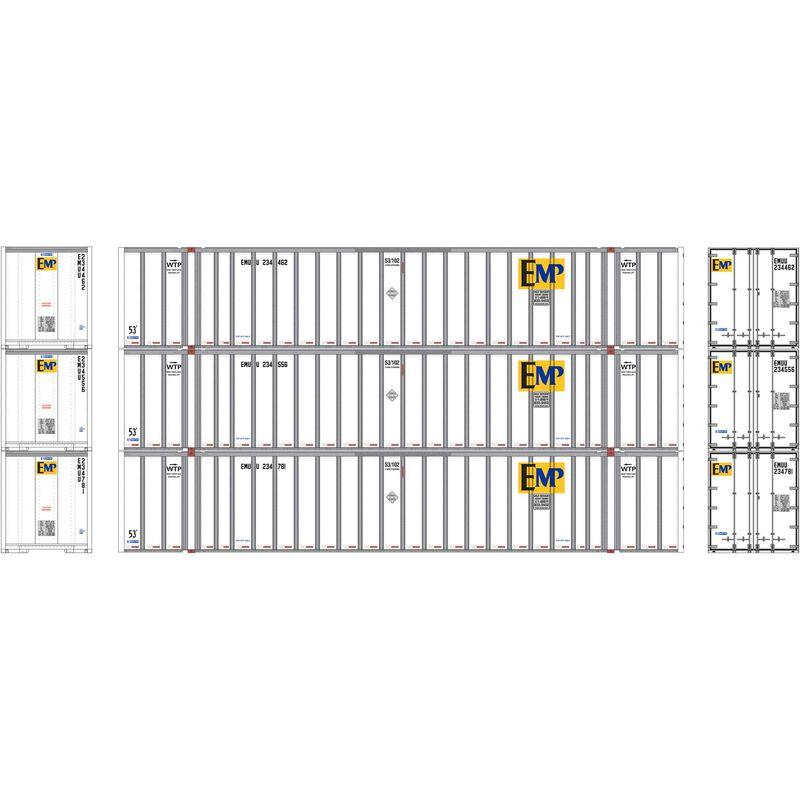 N 53' Stoughton Container, EMP White (3)