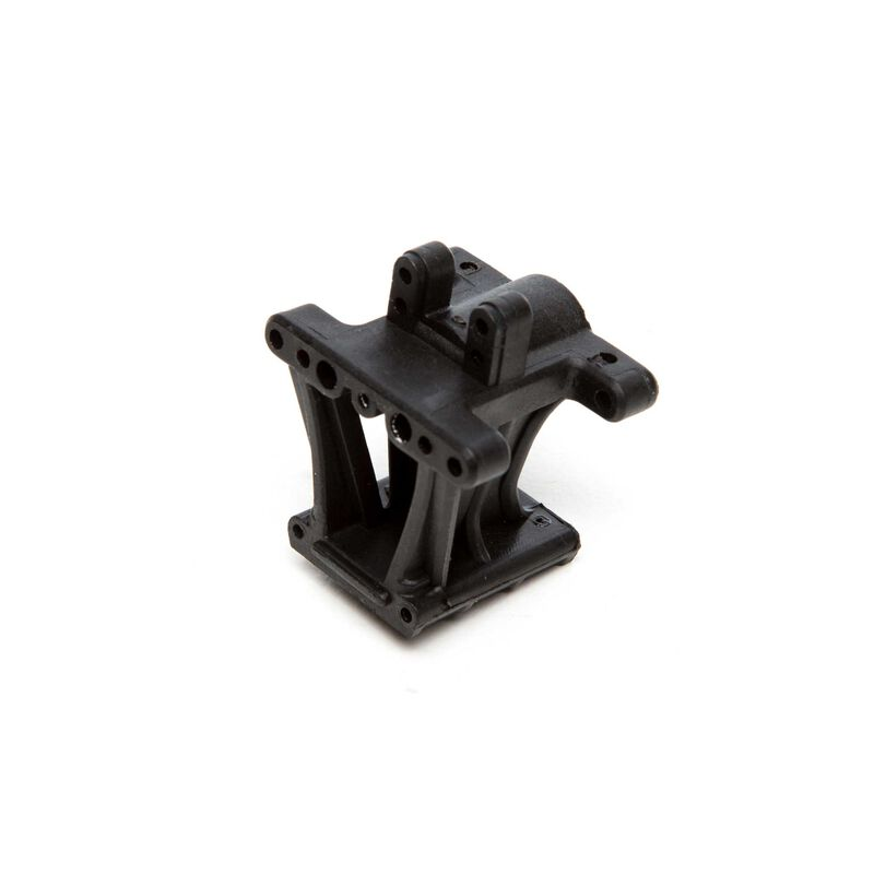 Front Bulkhead: 1/12 2WD Forge