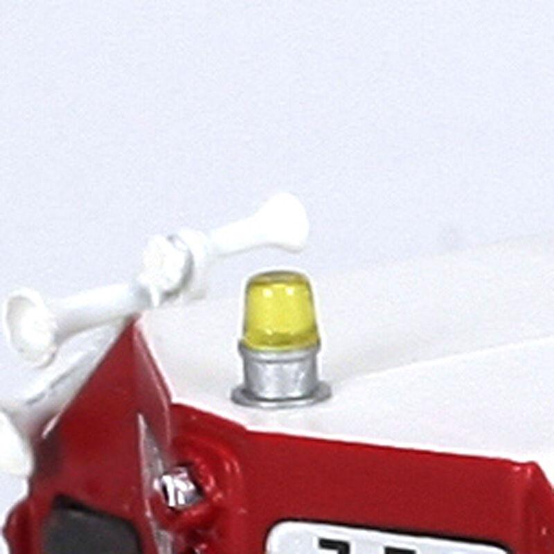 HO Saturn 6552 Xenon Strobe Set