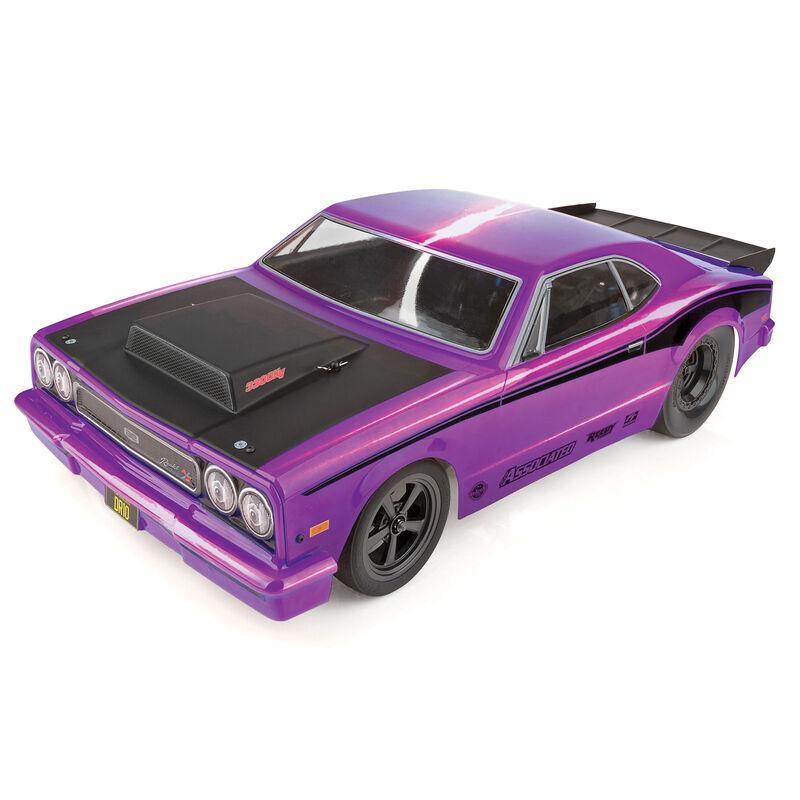 DR10 RTR LiPo Combo: Purple