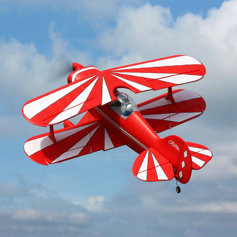 Pitts S-1S 850mm BNF Basic with AS3X and SAFE Select