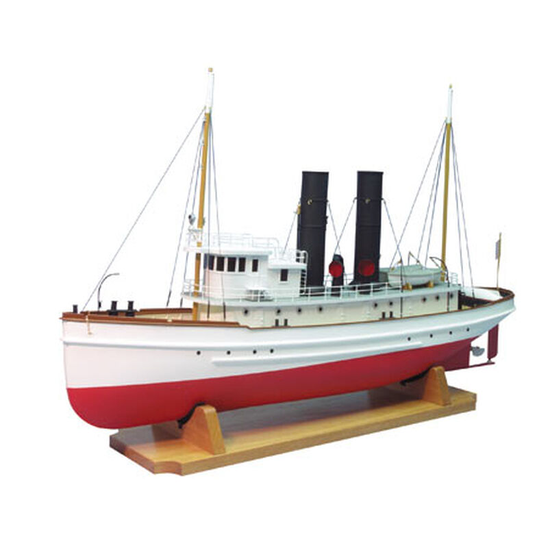 1/48 1900 The Lackawanna Tug Boat Kit, 33""