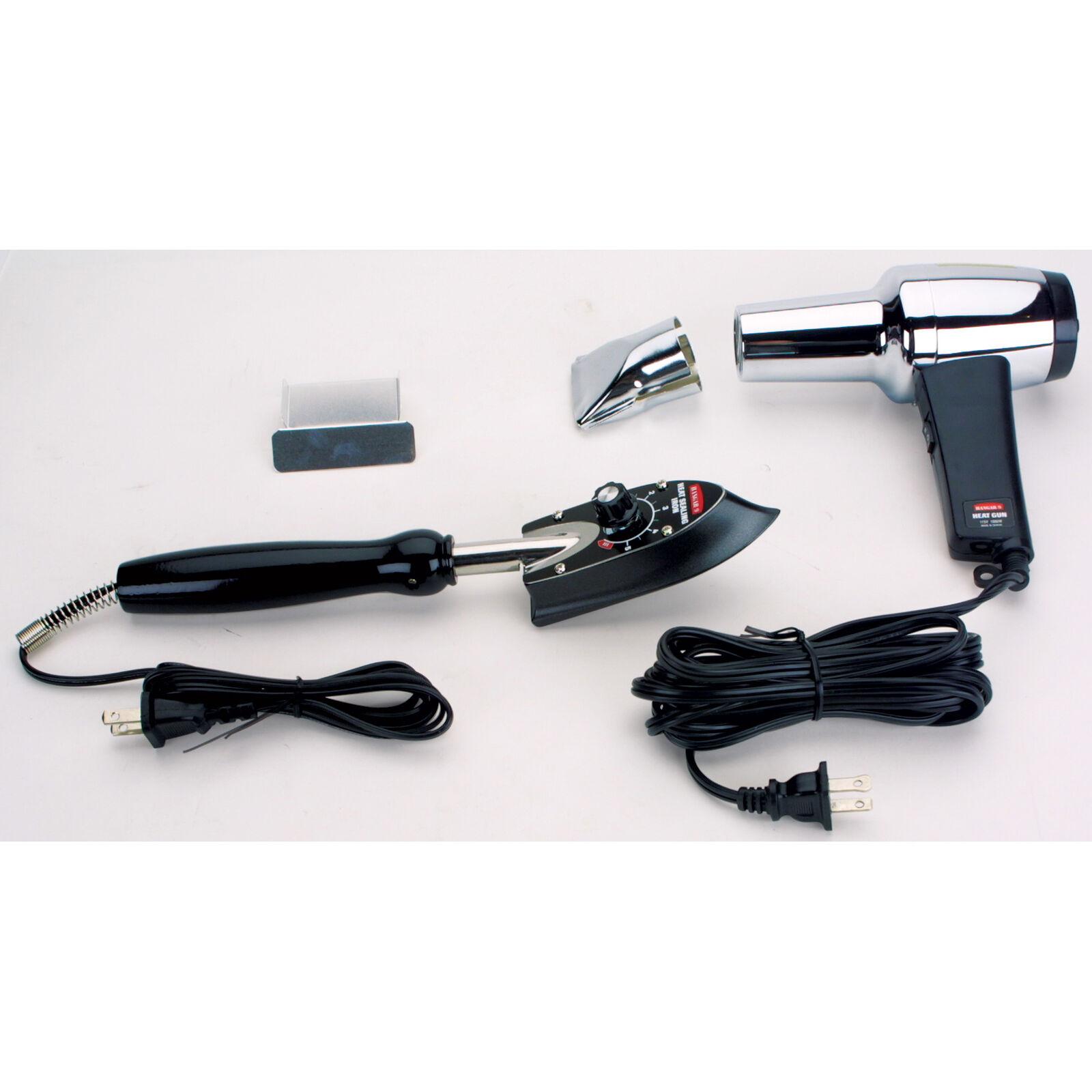 Heat Gun/Sealing Iron Combo